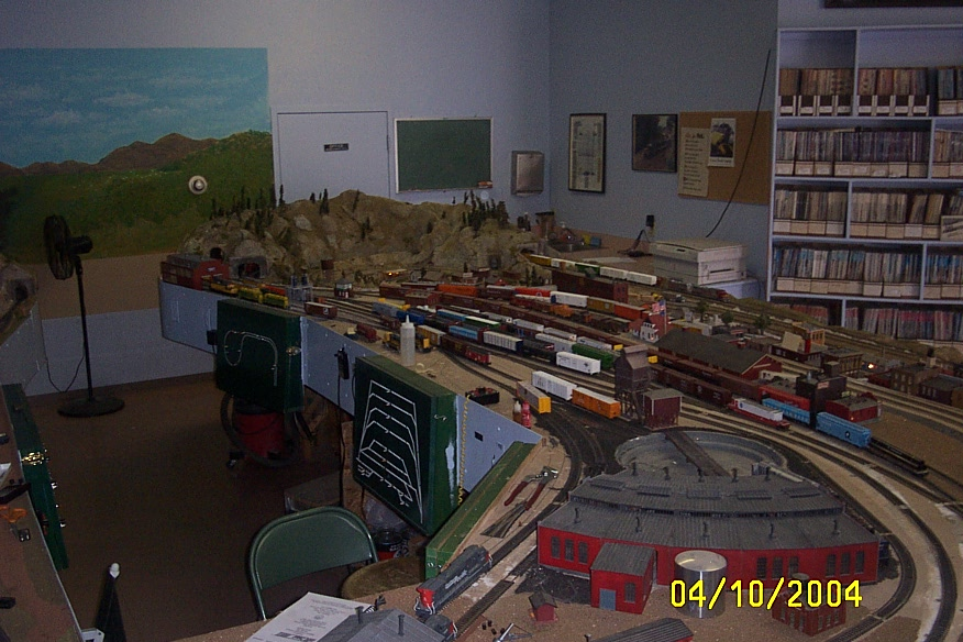 Nevada Pacific Layout